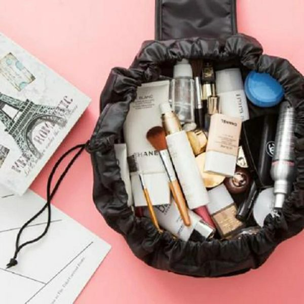 Black Cosmetic Pouch2